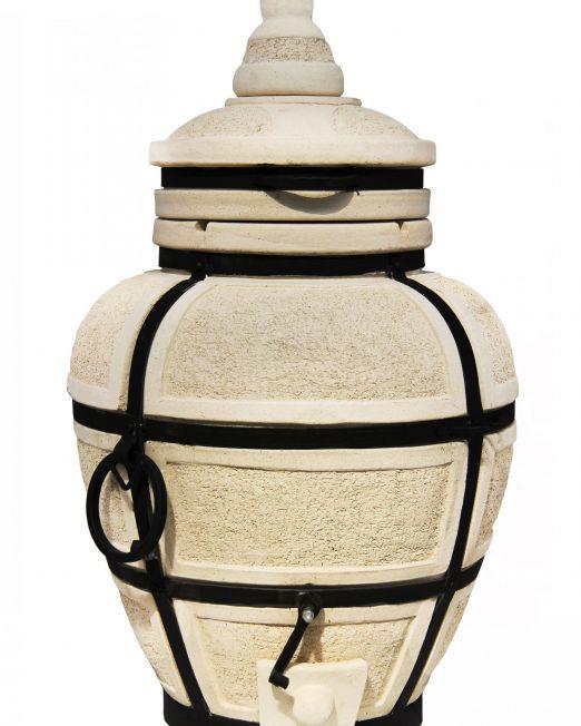 Amphora-Tandoors-Tandoor-Grosser-Big-Klappdeckel-Hinged-Lid