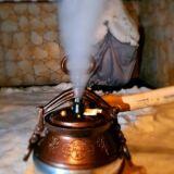 Afghanischer Kazan Schnellkochtopf versch. Größen