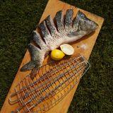 Fischgrillgitter